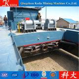 浚渫機ポンプを搭載する砂のMingingの吸引の浚渫船を分解しなさい