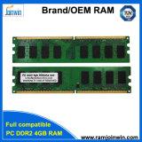 Non RAM Ecc Unbuffered 240pin 800MHz 4GB (1X4GB НАБОРА) DDR2 PC2-6400