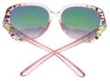 F17109 forma o melhor Sunglass, vidros de Sun do projeto do estilo das mulheres