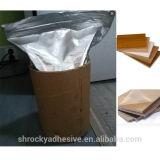 原料のPurの端バンディングのための熱い溶解の工場卸売を包む接着剤およびプロフィール
