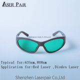 치과 Laser 808nm 다이오드 Laser 30% 투과율을%s 높은 방어적인 O.D 5+Laser 안전 유리