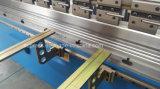 유럽에 수출되는 4000mm 유압 구부리는 기계