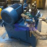 Tagliatrice di piastra metallica del tubo del tubo dello scarto idraulico