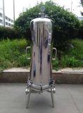 RO Huisvesting van de Filter van de Patroon van het Roestvrij staal van de Filtratie van de Zuiveringsinstallatie van het water de Sanitaire