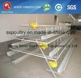 Nouveaux produits un type cage de batterie de poulet en vente chaude de couche au Nigéria (A4L120)
