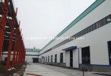 Magazzino & gruppo di lavoro d'acciaio prefabbricati della costruzione di alto livello
