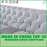 Modernes Hauptmöbel-Leder-Schlafzimmer-doppeltes Bett
