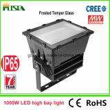 estadio del poder más elevado 1000W/luz cuadrada de la bahía del deporte LED alta