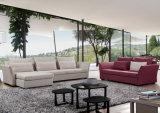 Sofá secional da tela com o braço bonito para a mobília Home do uso/hotel
