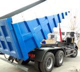 Beiben 북쪽 벤츠 6X4 380HP 쓰레기꾼 트럭
