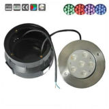 RGB&Single 색깔 IP68 LED 표면에 의하여 거치되는 수영풀 빛