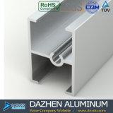 Profil en aluminium de 6000 séries pour la porte de guichet des Maldives