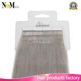 Neues Kommen des Haar-P27/613! ! Brasilianische anhaftende Remy Band-Haar-Extension