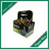 La cerveza fuerte durable de 6 paquetes encajona el fabricante