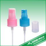 24/410 de pulverizador colorido da névoa dos PP para o líquido