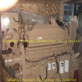 Двигатель дизеля Cummins Kt19-M600 Bhp для морского главного двигателя