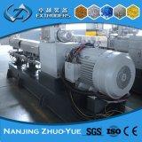 Qualität Nanjing-Zhuoyue, die Plastikmaschine des Doppelschraubenziehers aufbereitet
