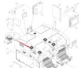 Selezionamento di N610008687AA CM602 ed unità dei pezzi meccanici del posto