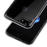 O caso abundante da absorção de choque TPU de C&T para o iPhone 7 caixas protetoras desobstruídas resistentes do risco cobre duramente para o iPhone 7 de Apple