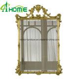 De hete Kammossel van de Rechthoek van de Verkoop scherpte de Buitensporige Decoratieve Frame Spiegel van de Muur