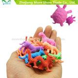 Brinquedos Growing da água dos desenhos animados da venda da fábrica que expandem brinquedos dos animais de mar