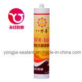 Het de azijn Grote Kleefstof van het Venster van de Deur van het Glas van de Plaat/Dichtingsproduct van het Silicone (bfx-668)