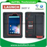 Ursprüngliches Auto-Diagnosemaschine der Produkteinführungs-X431 V für allen Onlineaktualisierungsvorgang der Auto-UnterstützungsWiFi/Bluetooth