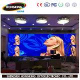 Mur d'intérieur de vidéo d'étalage d'écran P4