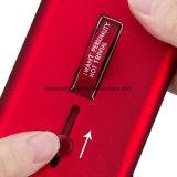 Крышка сотового телефона конструкции TPU+PC смеси передвижная для Oppo R10