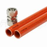 Pex 알루미늄 Pex 다중층 관을%s 고급장교 또는 나사 이음쇠