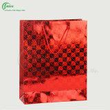 Sac de papier de laminage lustré (KG-PB053)