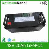 batteria di ione di litio della batteria 48V 40ah 60ah 80ah 100ah