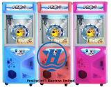 Máquina de juego de arcada de la venta de la grúa del juguete de la garra (ZJ-CG27)