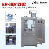 Njp1200 Machine de remplissage entièrement automatique de capsules