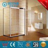 Cuarto de baño de cobre amarillo-Rodillos Brigh aluminio Ducha Independiente Sanitario (BL-Z3508)