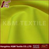 75D 중합체 직물 황색 작업복을%s 형광성 페인트 Softshell 직물