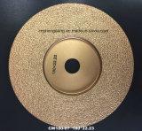 disco abrasivo del diamante de 115m m para las piedras de mármol de pulido de Artticial y las baldosas cerámicas