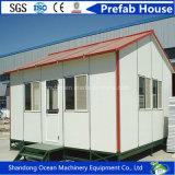 DIY ensamblan la casa móvil modular prefabricada moderna del bajo costo