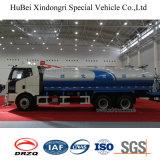 camion di serbatoio dello spruzzatore dell'acqua dell'euro 4 di 14cbm 14ton FAW con il motore di Deutz