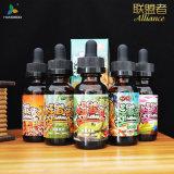 Tpd E Liquid E Jugo de vapor vaporizador para el cigarrillo electrónico muestra gratis