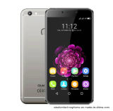 Oukitel U15s 5.5 gris elegante del teléfono del teléfono móvil de la huella digital del teléfono celular de la ROM del androide 6.0 4GB RAM+32GB de Smartphone de la base de la pantalla Mt6750t Octa de la pulgada