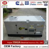 6-56kVA / 5-45kw Japon Yanmar avec Stamford Stainless Silent Diesel Generator