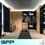 Gabinetes de madeira do Wardrobe do quarto da melhor qualidade com gavetas