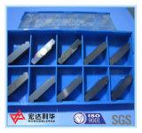 Garniture intérieure de rotation de carbure de tungstène de support d'outil