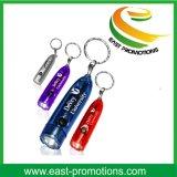 Миниый электрофонарь Keychain СИД с печатью логоса