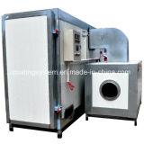 Electrostática en polvo de gas Calefacción Horno