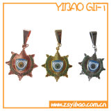 médaille de l'or 3D avec le soufflage de sable (YB-MD-02)