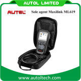 100%元の新しいAutel Maxilink Ml619の高品質OBD診断車のAutel Al619 Maxilink Ml619 OBDのスキャンナー