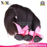 Heiße verkaufende brasilianische Jungfrau-Haar-Webart-Bündel mit dem Haar des Grad-7A