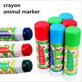 Пер отметки пер Crayon маркировки животное
